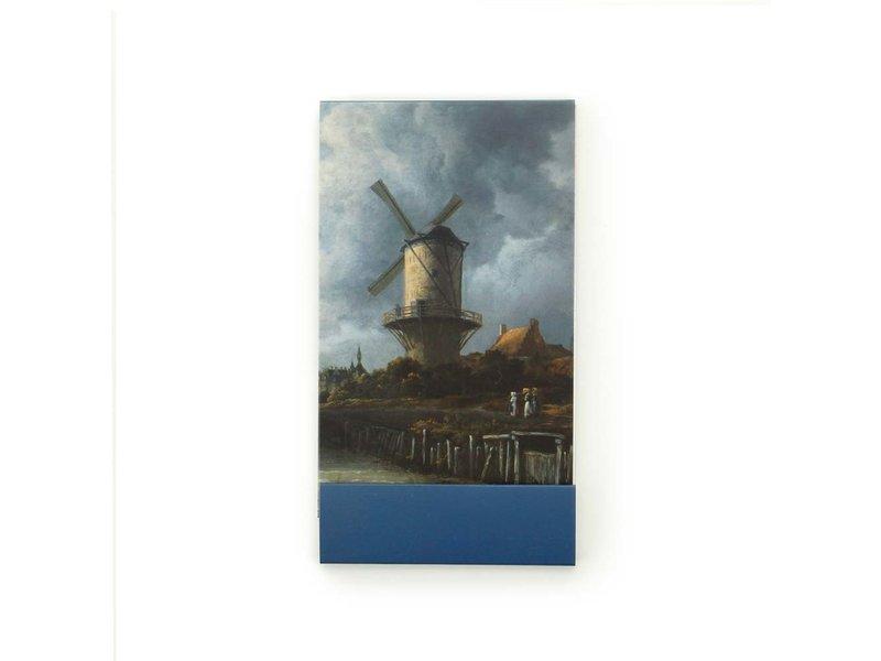 GoGoNotes, Mühle in der Nähe von Wijk bij Duurstede, Ruisdael