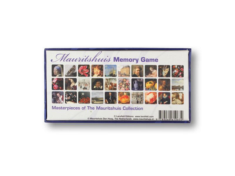 Memory Game, Mauritshuis masterpieces