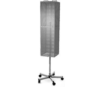 Floor caroussel display for fridge magnets