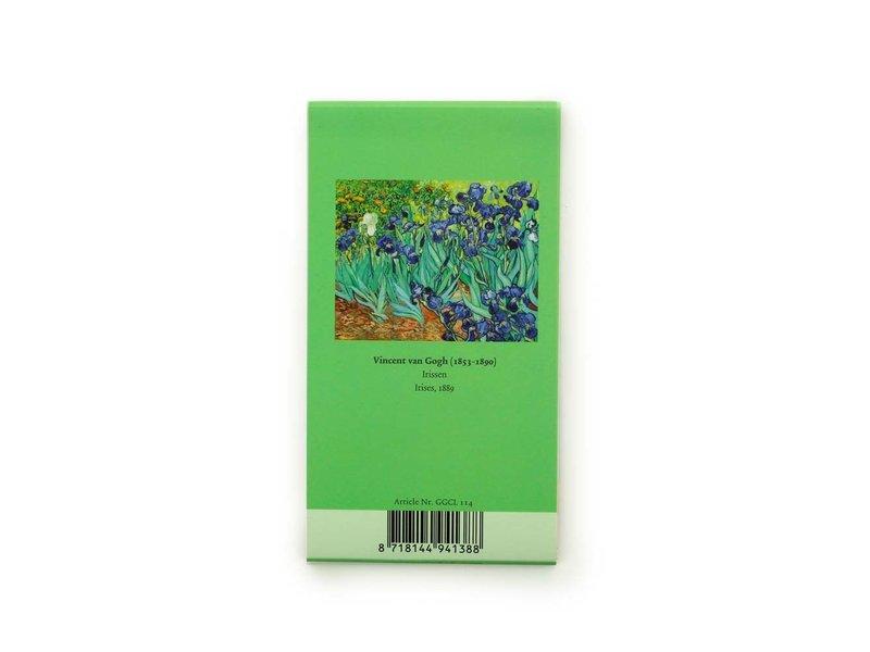 GoGoNotes, Iris, Van Gogh