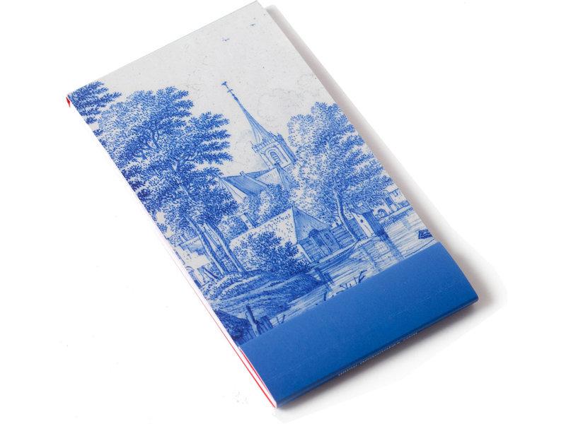 GoGoNotes, Landschaft, Delfter Blau, Frytom