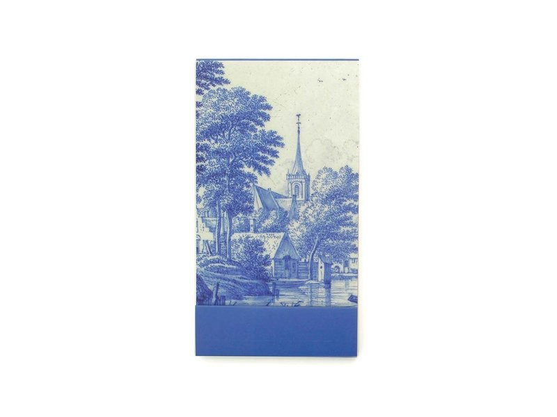 GoGoNotes, Landschap, Delft Blauw, Frytom