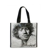 Shopper ,Verbaasde blik ,Rembrandt