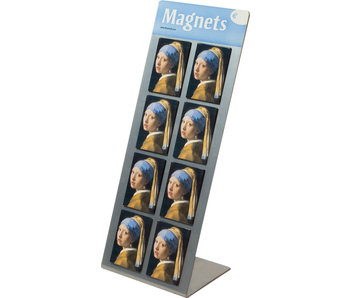 Displays, Magnets Counter display 15x40 cm