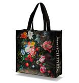 Shopper , Vaas met bloemen ,De Heem