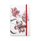 Carnet à couverture souple, Trois tulipes, Merian