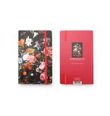 Carnet à couverture souple A6, Vase avec fleurs, De Heemm