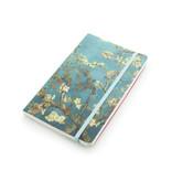 Softcover notitieboekje, Amandelbloesem, Van Gogh