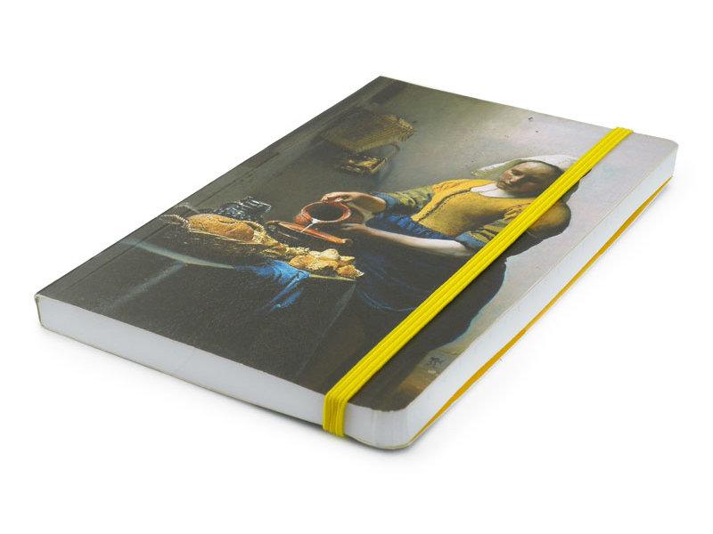 Softcover-Notizbuch, A6  Das Milchmädchen , Vermeer