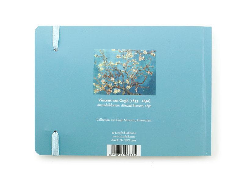Schetsboekje, Amandelbloesem, Van Gogh