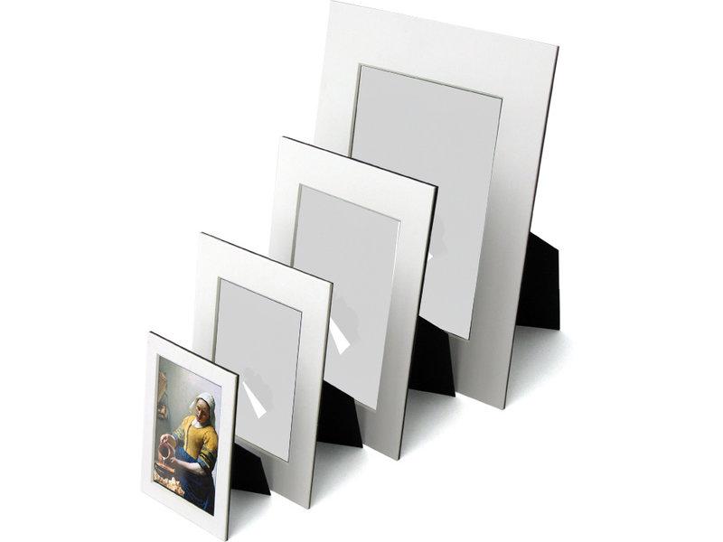 Passe-Partout, S, 18 x 12,8 cm, Vermeer, Milchmädchen