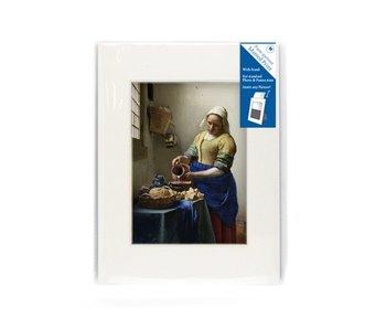 Matted Prints, M, 24 x 18 cm, The Milkmaid