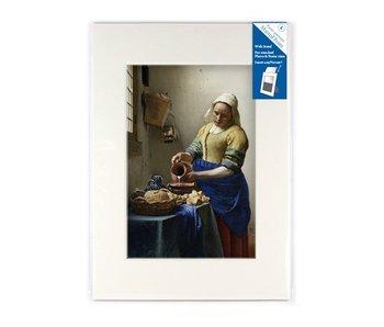 Passe-Partout, L, 29,7 x 21 cm, Die Milchmagd