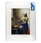 Matted prints, XL, 40 x 30 cm, The Milkmaid