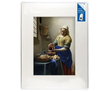 Matted prints, XL, 40 x 30 cm, The Milkmaid