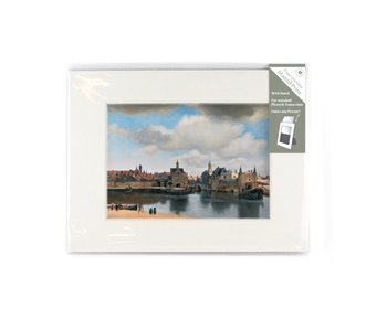 Matted prints, M, 24 x 18 cm, View of Delft