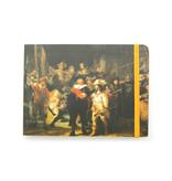 Carnet de croquis,V eille de nuit, Rembrandt