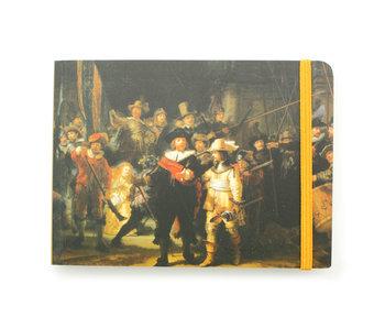 Schetsboekje, Nachtwacht, Rembrandt