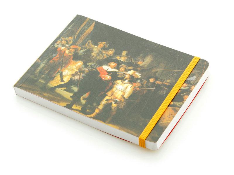 Skizzenbuch, Nachtwache, Rembrandt