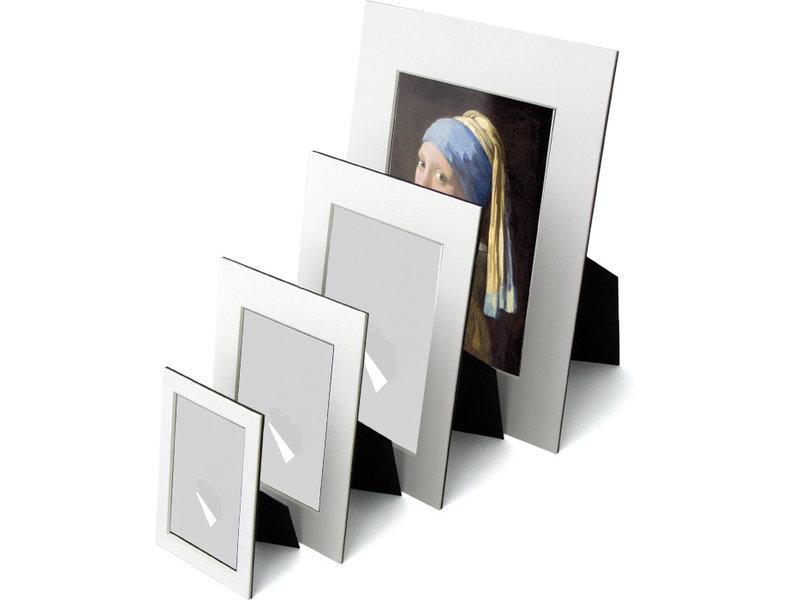 Passe-Partout, XL, 40 x 30 cm, Mädchen mit Perlenohrring