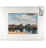 Passe-partout, XL, 40 x 30 cm, vue de Delft
