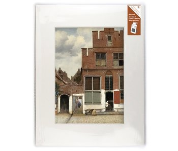 Matted prints , XL, 40 x 30 cm, Street of Vermeer