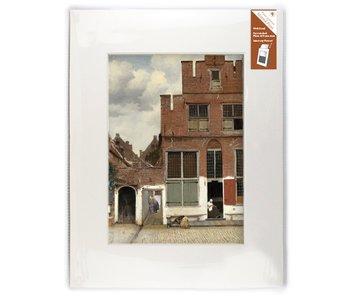 Passe-Partout, XL, 40 x 30 cm, Straße Vermeer