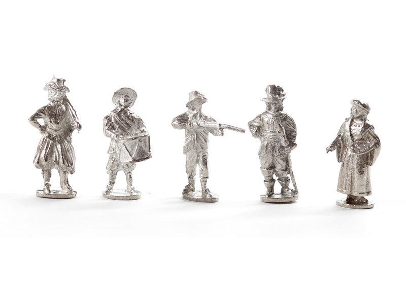 Répliques de figurines, La Veille de nuit, Rembrandt