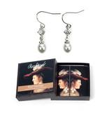 Boucles d'oreilles perles, Saskia, Rembrandt