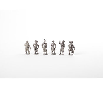 Replica figuren, Musketiers