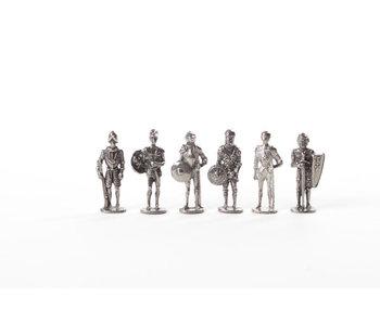 Répliques de figurines, Chevaliers