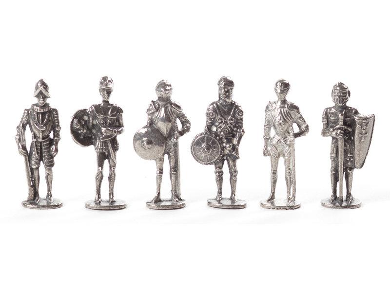 Replica figures, Knights