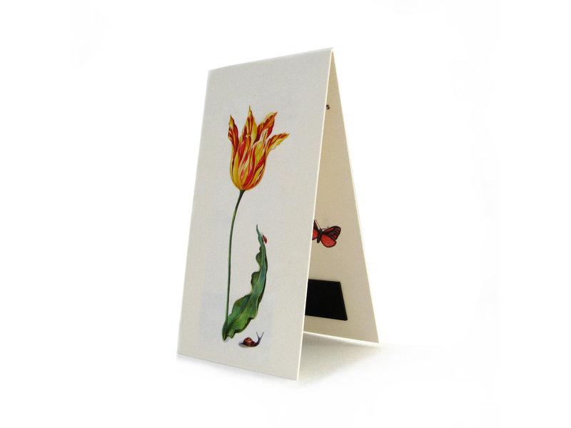Magnetisches Lesezeichen, Tulip Ksenia