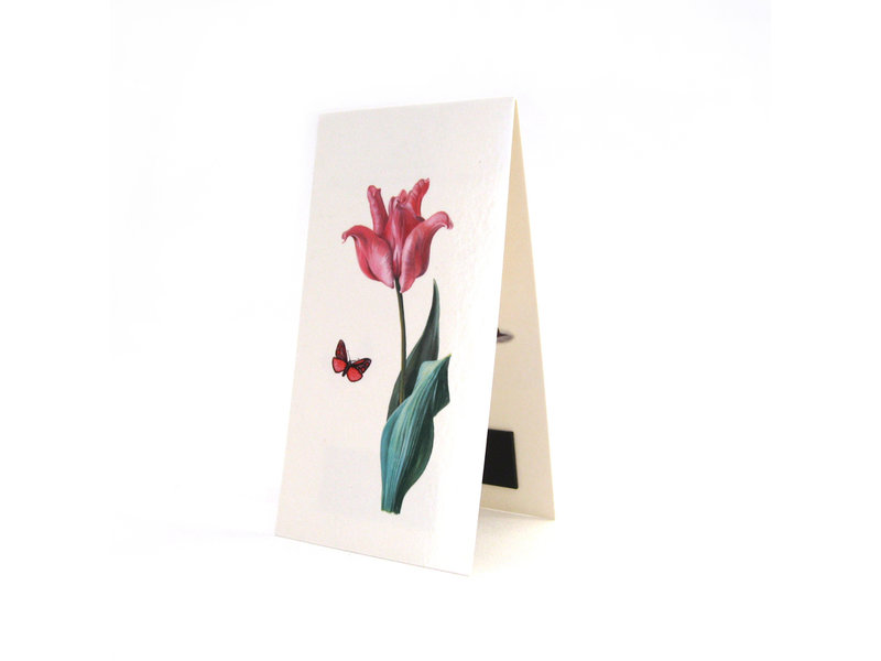 Magnetic Bookmark, Tulip Ksenia