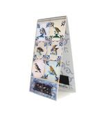 Marque-page magnétique, tuiles bleues de Delft