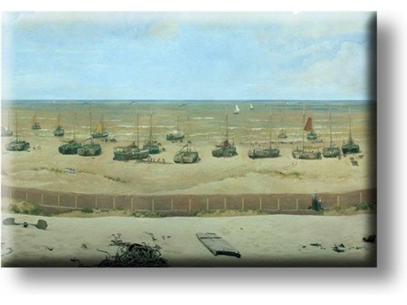 Imán de nevera, Panorama Mesdag, Mesdag