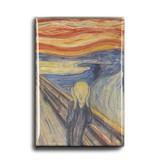 Koelkastmagneet, De schreeuw, Munch