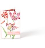 Porte-cartes, Tulips Fitzwilliam
