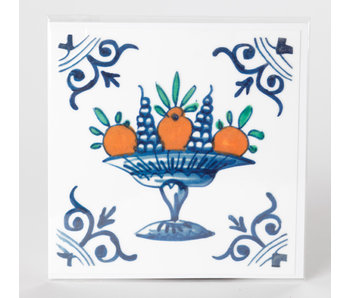 Adhesivo de azulejos, frutero