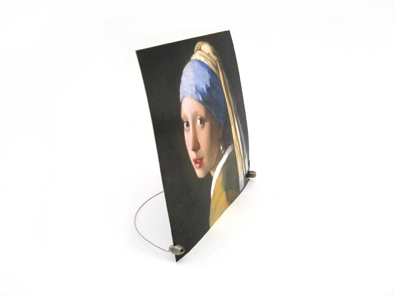 Marco de fotos flexible 21 cm