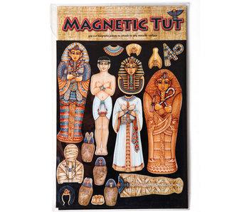 Conjunto de imanes de contorno, Egipto Tutankamón