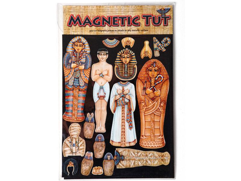 Contour Magnet Set, Egypt Tutankhamon