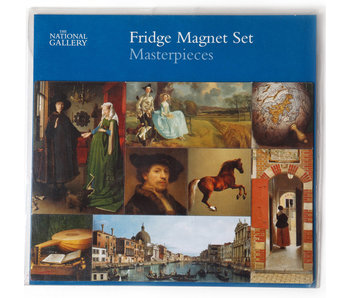 Magnet Set, Just Squares, Masterpieces