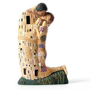 Réplica de estatuilla, El beso, Klimt