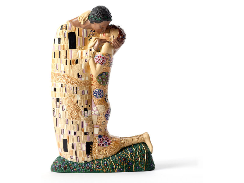 Figurines W, Hist. Model Klimt-The Kiss