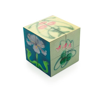 Magic Cube,  Art Nouveau
