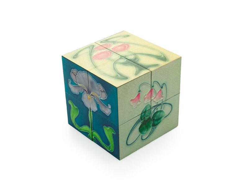 Cube magique, Art nouveau