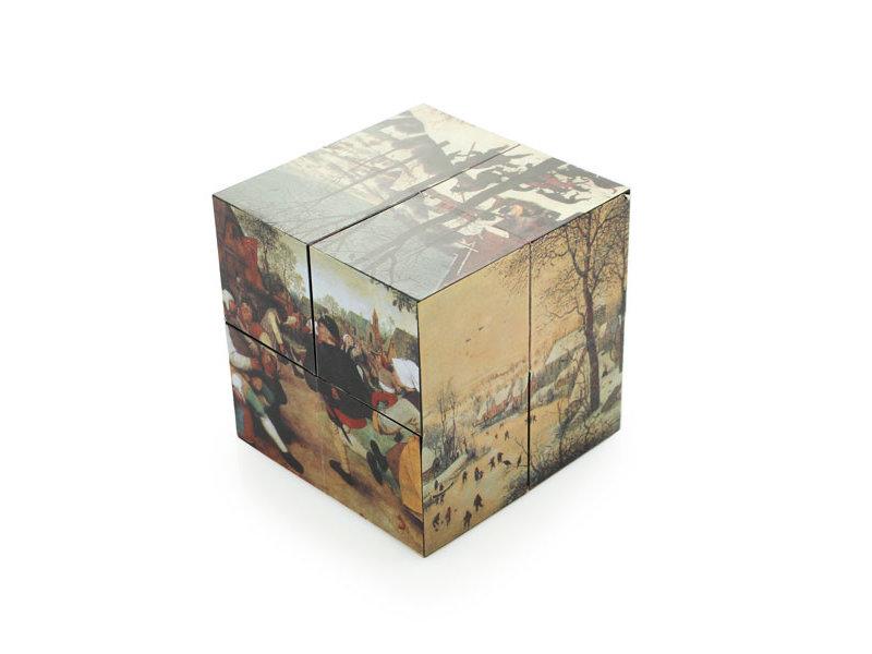 Cube magique, Bruegel