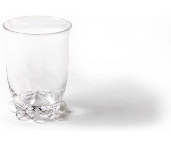 Bruidsglaasje, 8 cm, helder