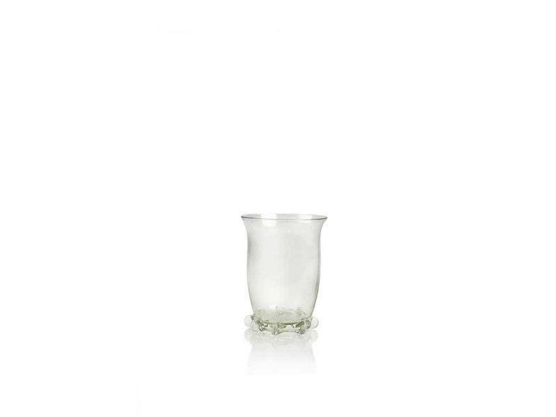 Hochzeitsglas, 8 cm, klar